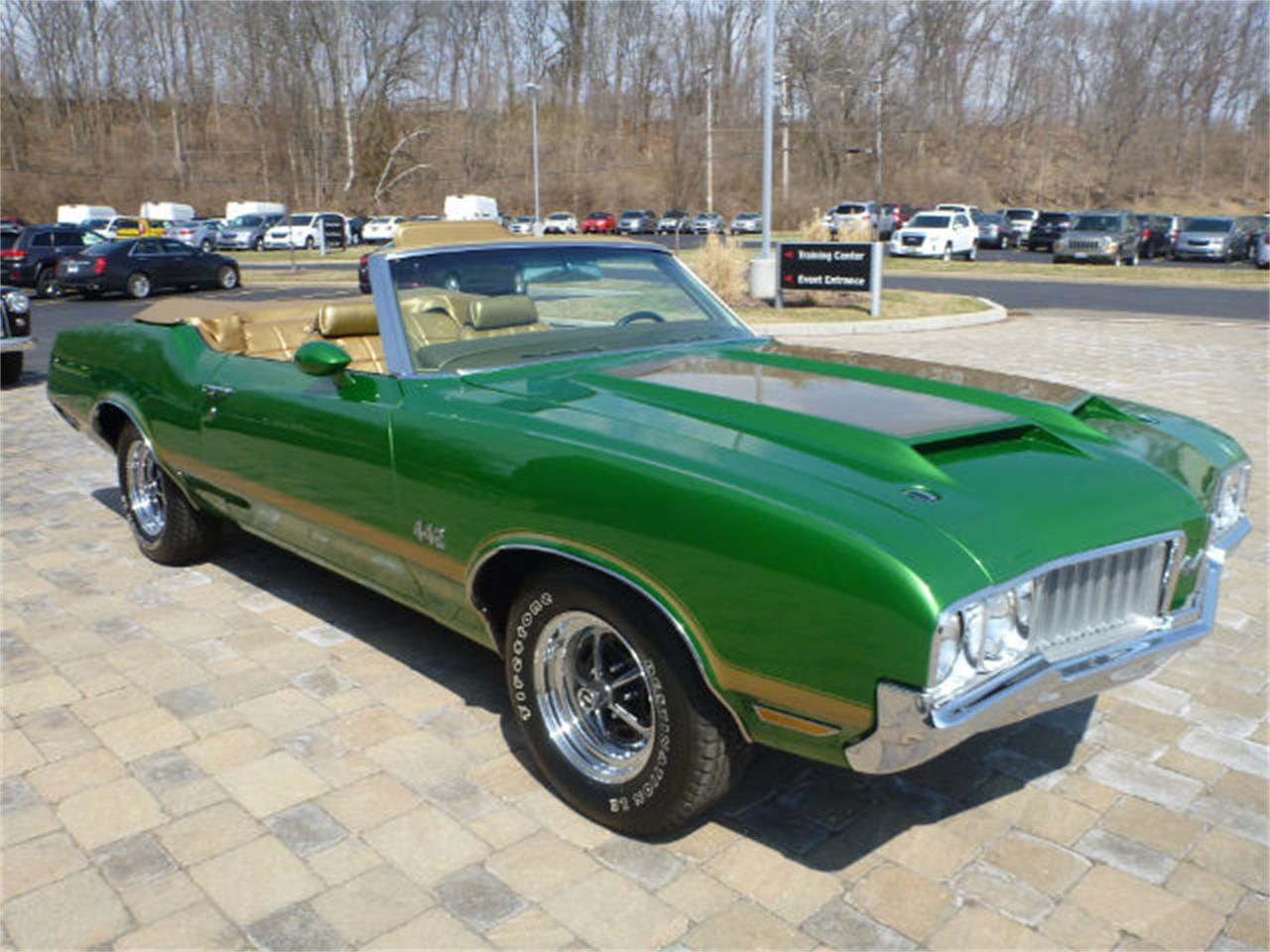 Large Picture of Classic '70 Cutlass 442 - $133,400.00 Offered by Wyler Collection - M0ML