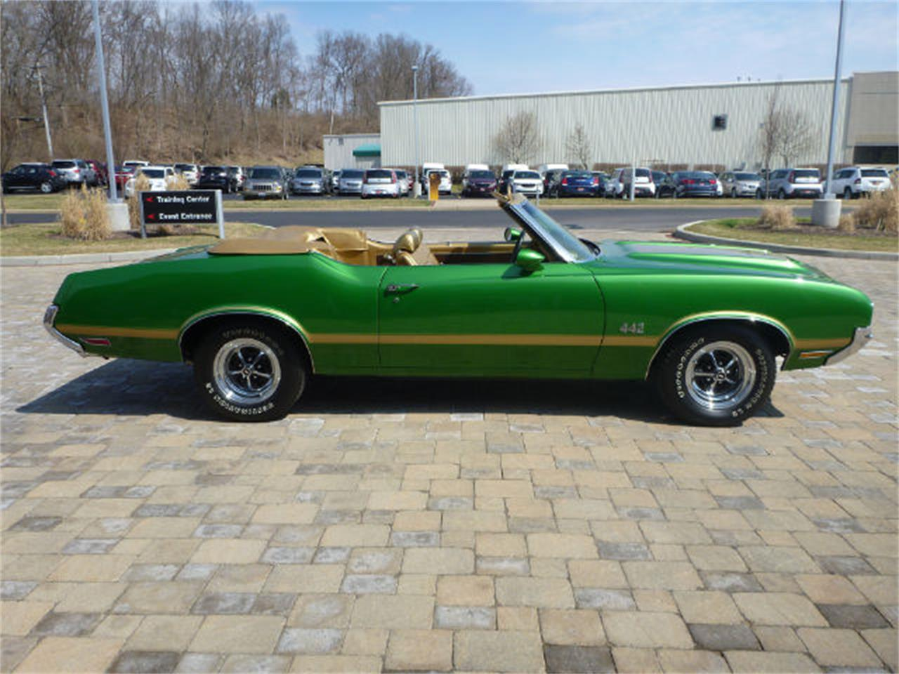 Large Picture of 1970 Oldsmobile Cutlass 442 Offered by Wyler Collection - M0ML