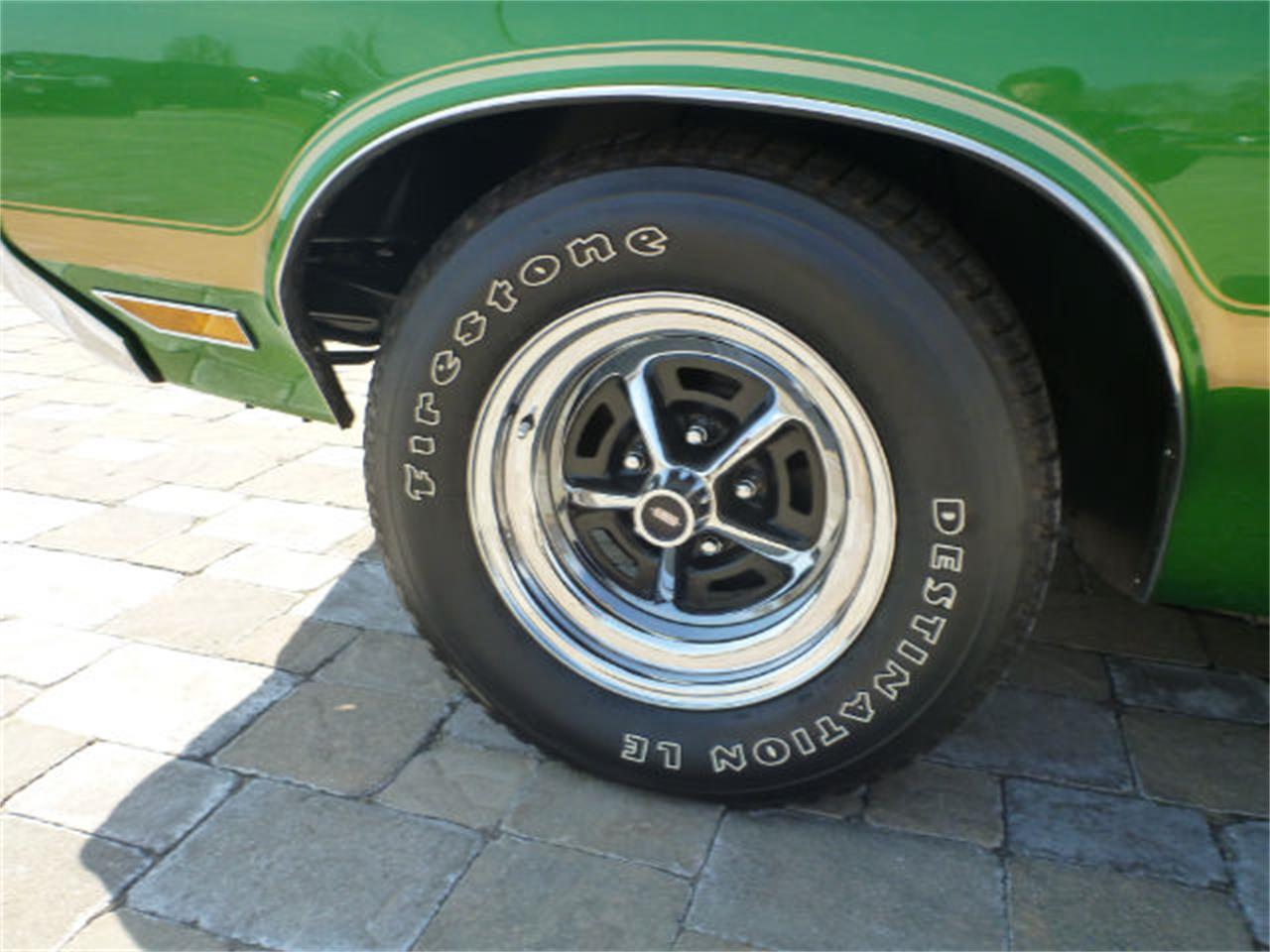 Large Picture of Classic 1970 Oldsmobile Cutlass 442 Offered by Wyler Collection - M0ML