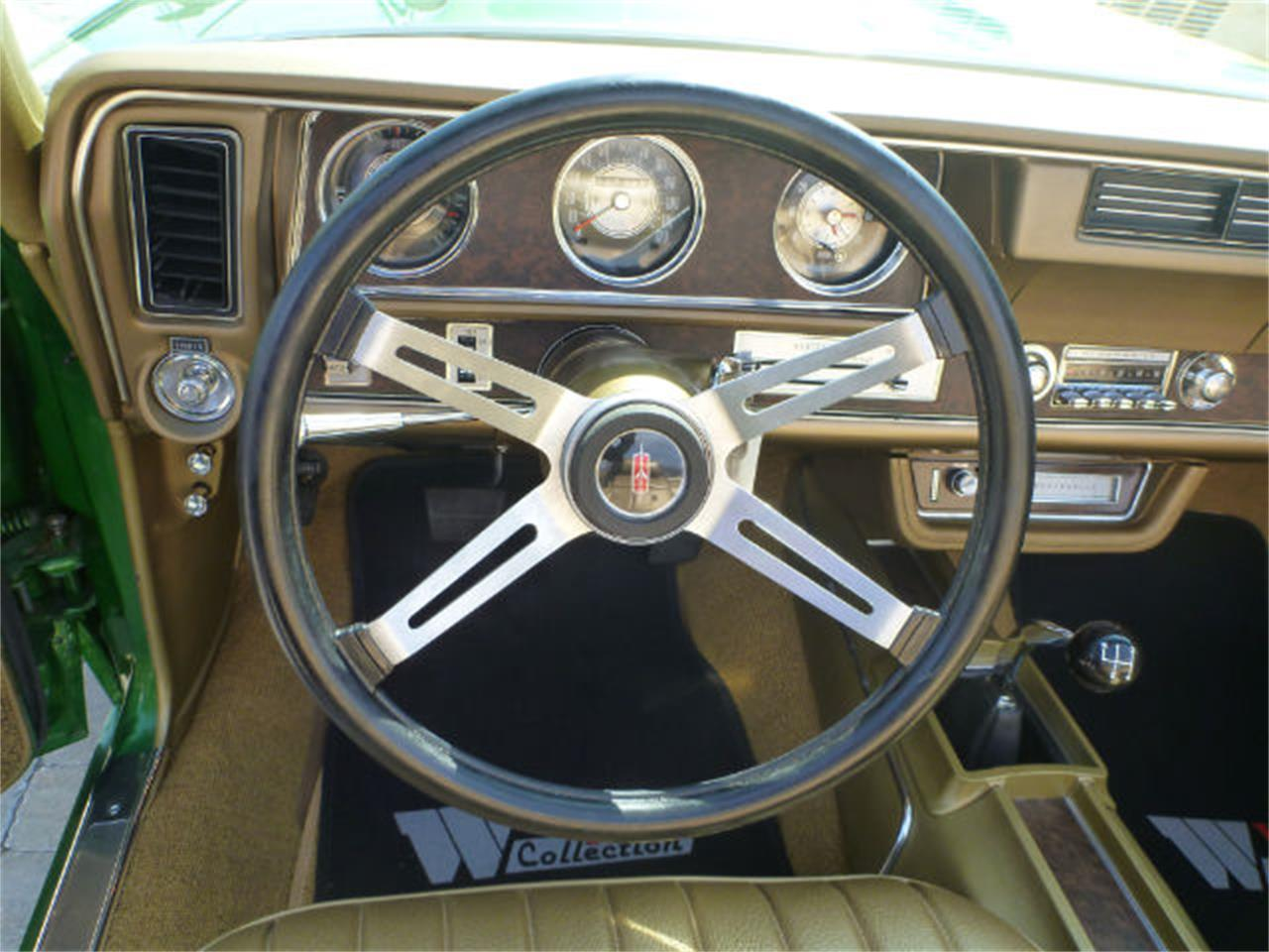 Large Picture of Classic 1970 Cutlass 442 - M0ML