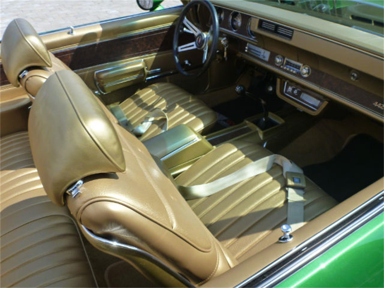 Large Picture of Classic '70 Cutlass 442 - $133,400.00 - M0ML