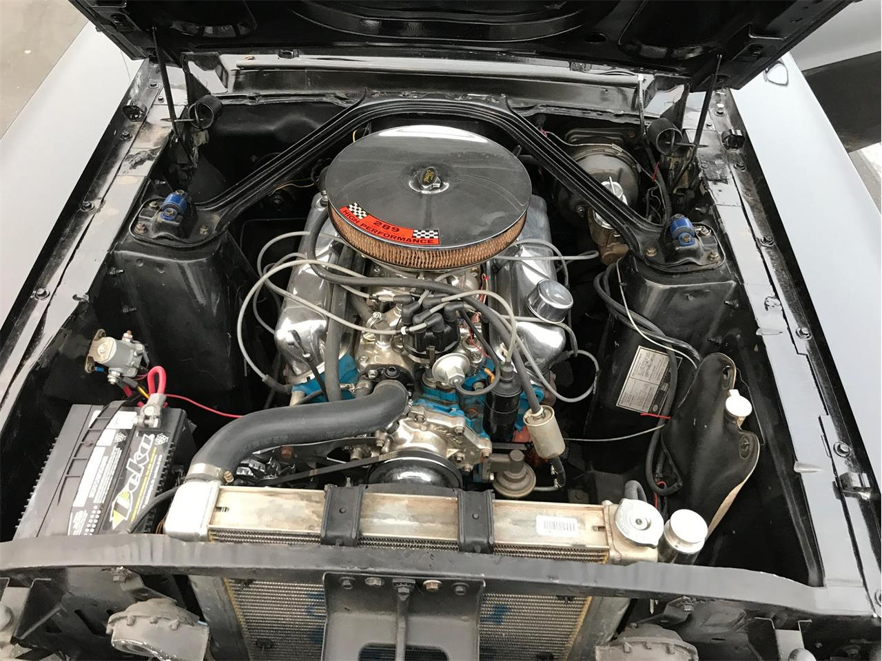 Large Picture of '67 Mustang - M0NB