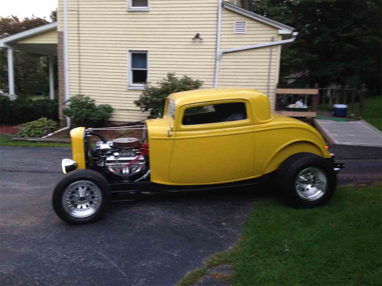 1932 Ford 3-Window Coupe for Sale   ClassicCars.com   CC-1027296