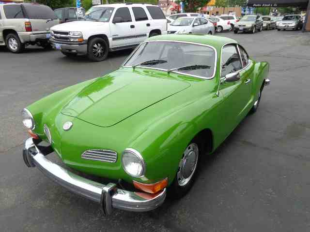 Picture of '72 Karmann Ghia - M0O6