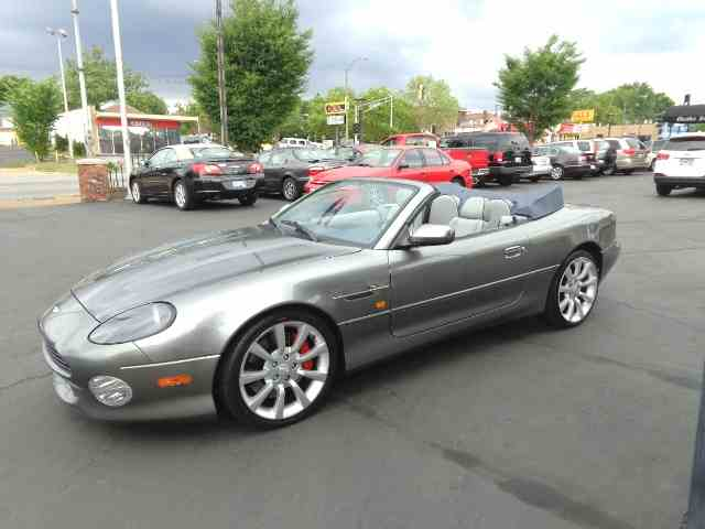 Picture of '03 DB7 Vantage Volante - M0OU