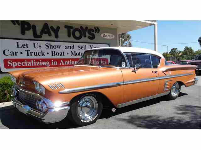 Picture of '58 Impala - M0Q0