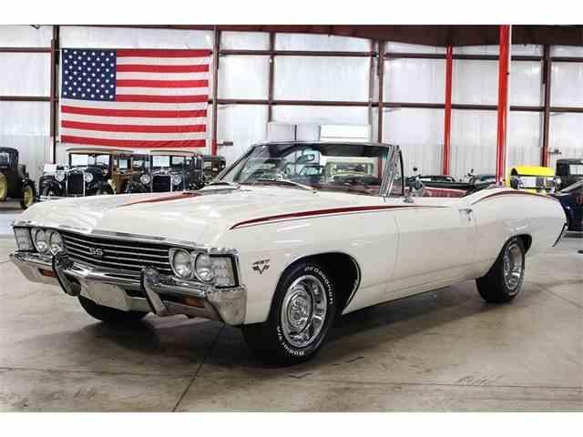 Picture of '67 Impala - M0QE