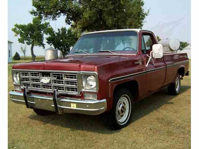 Picture of '78 Pickup - M0R1