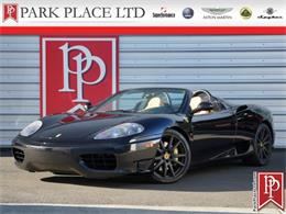 Picture of 2002 Ferrari 360 - $76,950.00 Offered by Park Place Ltd - LVM1