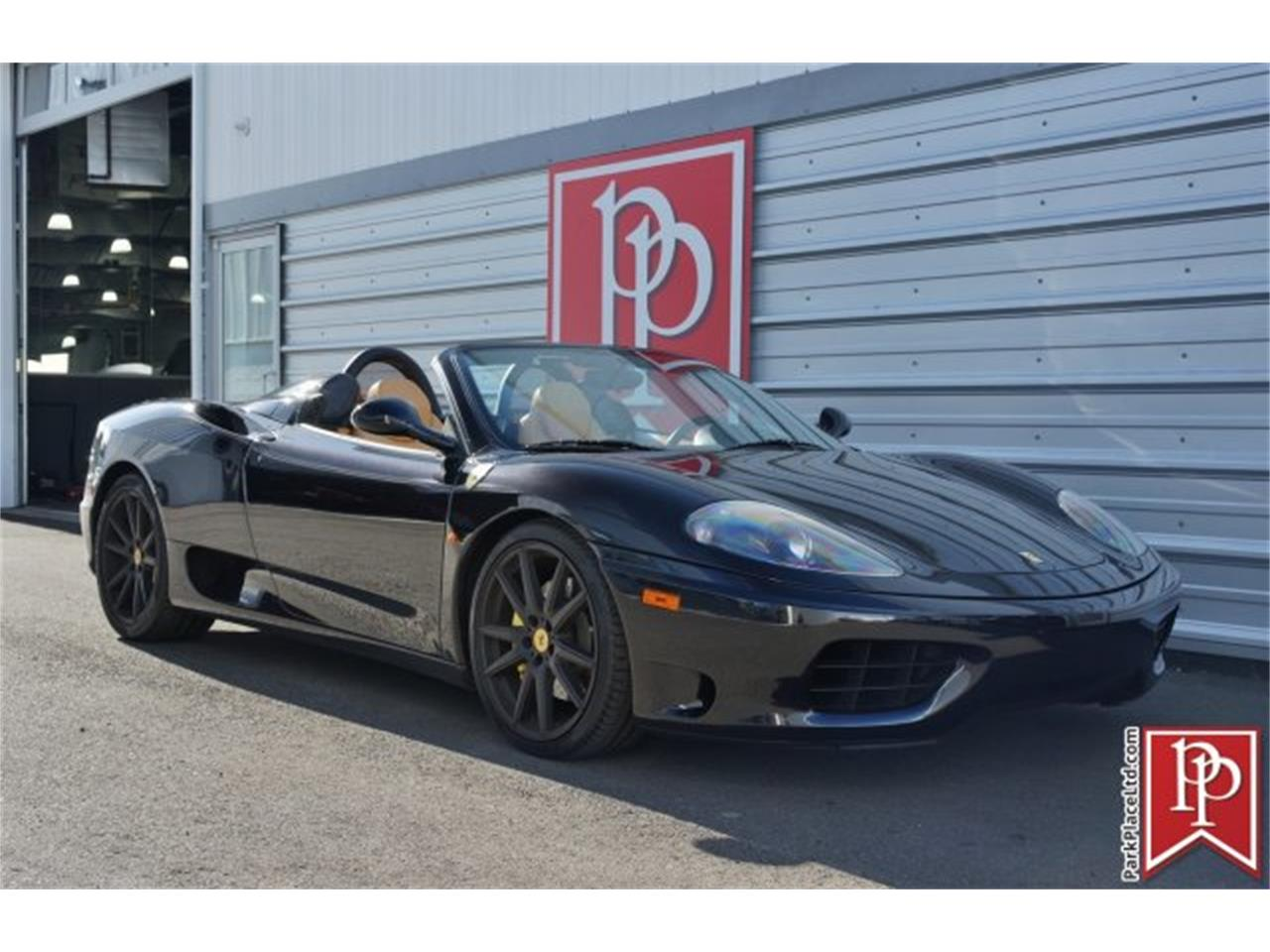 Large Picture of '02 Ferrari 360 located in Bellevue Washington - $76,950.00 Offered by Park Place Ltd - LVM1