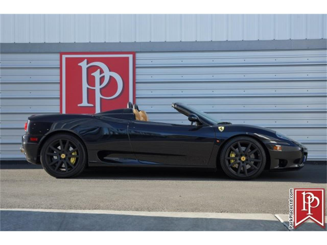 Large Picture of 2002 Ferrari 360 located in Bellevue Washington Offered by Park Place Ltd - LVM1