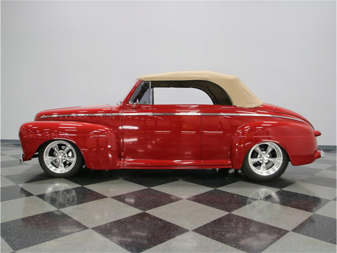 Large Picture of Classic '46 Club Coupe located in Tennessee - $52,995.00 Offered by Streetside Classics - Nashville - LVM3