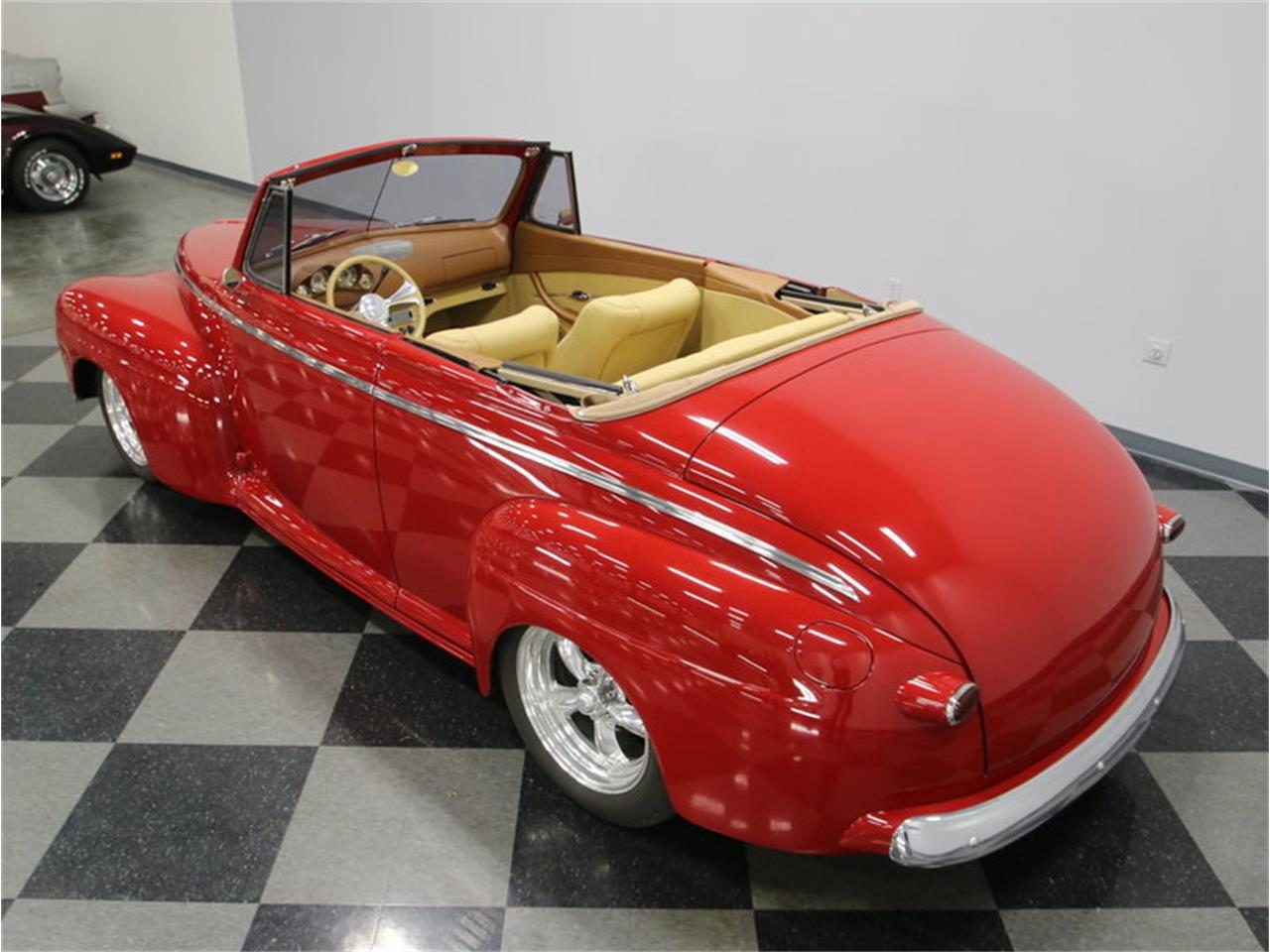 Large Picture of Classic '46 Ford Club Coupe - $52,995.00 Offered by Streetside Classics - Nashville - LVM3