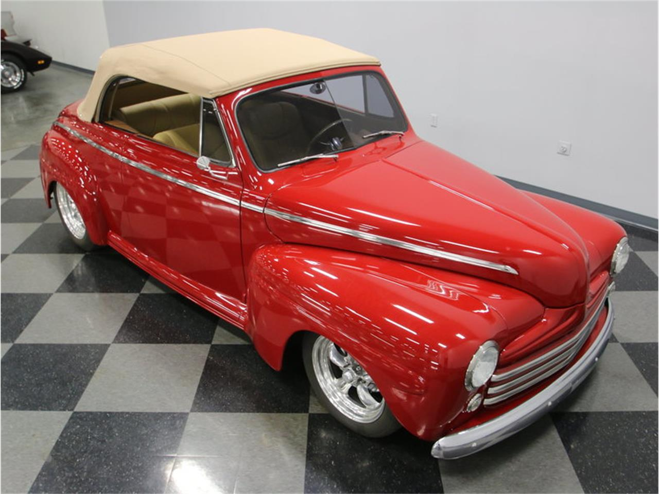 Large Picture of '46 Ford Club Coupe - $52,995.00 Offered by Streetside Classics - Nashville - LVM3