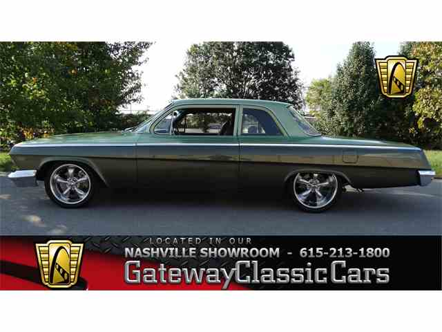 Picture of Classic '62 Chevrolet Bel Air located in La Vergne Tennessee - $32,995.00 Offered by Gateway Classic Cars - Nashville - M0T4