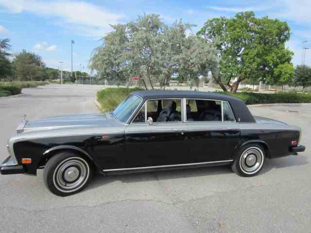 Picture of '74 Silver Shadow - M0TH