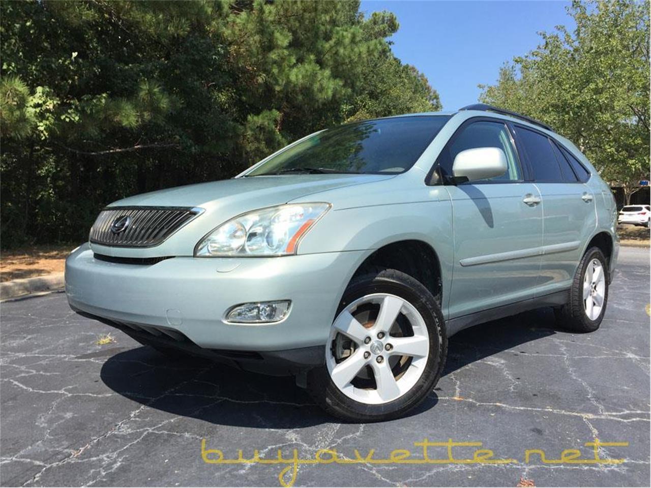 2005 Lexus Rx330 For Sale Cc 1027523 330 Blue Colors Large Picture Of 05 M0ub