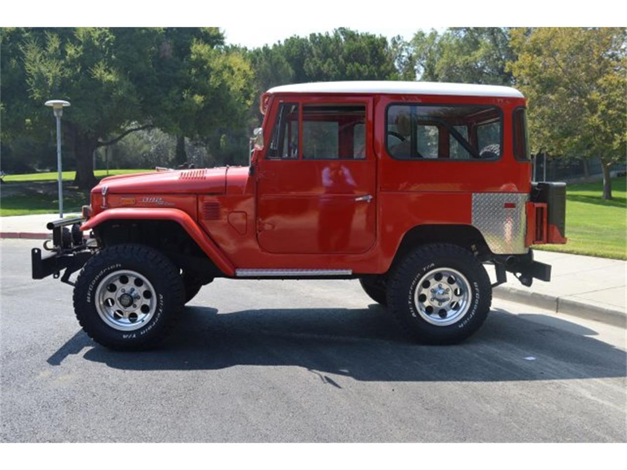 1973 Toyota Land Cruiser Fj For Sale Cc 1027530 Distributor Large Picture Of 73 M0ui