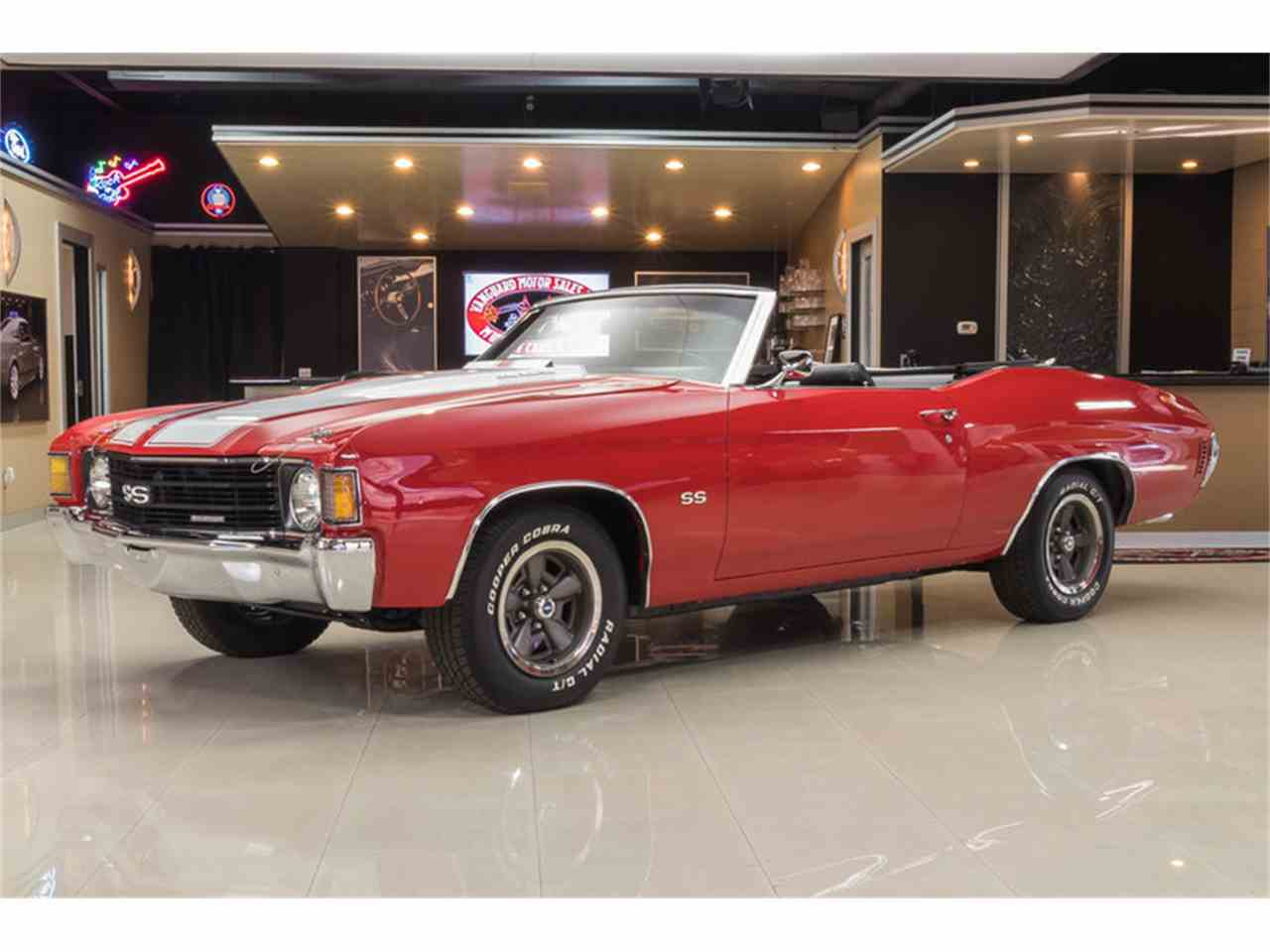 Large Picture of Classic 1972 Chevelle located in Michigan - $62,900.00 Offered by Vanguard Motor Sales - LVMB