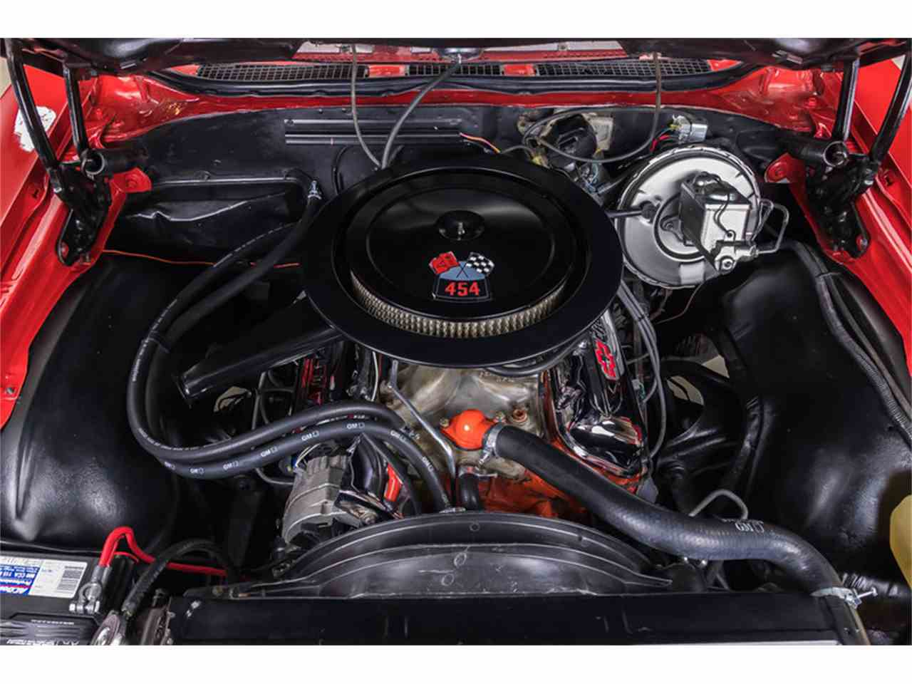 Large Picture of '72 Chevelle Offered by Vanguard Motor Sales - LVMB