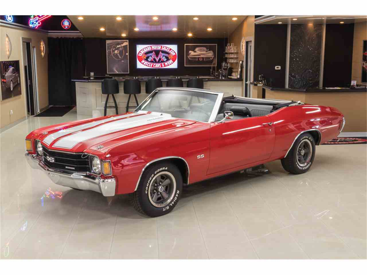 Large Picture of 1972 Chevelle Offered by Vanguard Motor Sales - LVMB