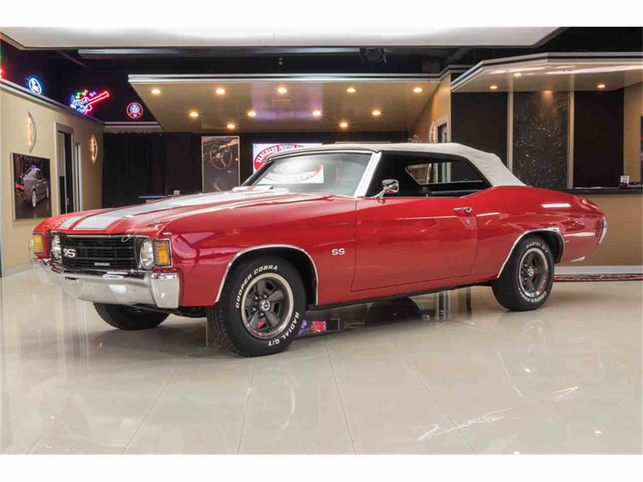 Large Picture of Classic 1972 Chevrolet Chevelle located in Michigan - $62,900.00 - LVMB