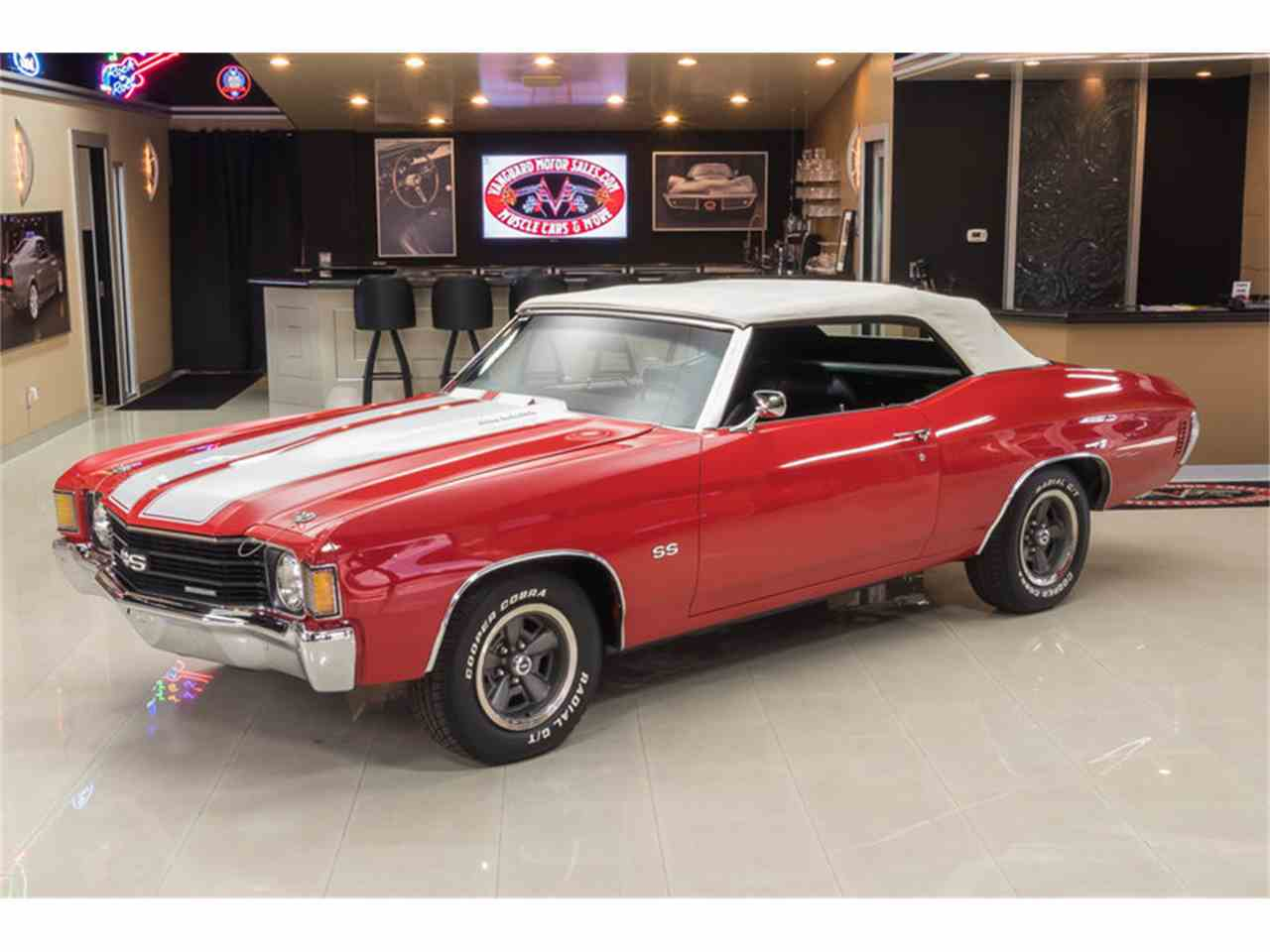Large Picture of Classic '72 Chevrolet Chevelle - $62,900.00 Offered by Vanguard Motor Sales - LVMB
