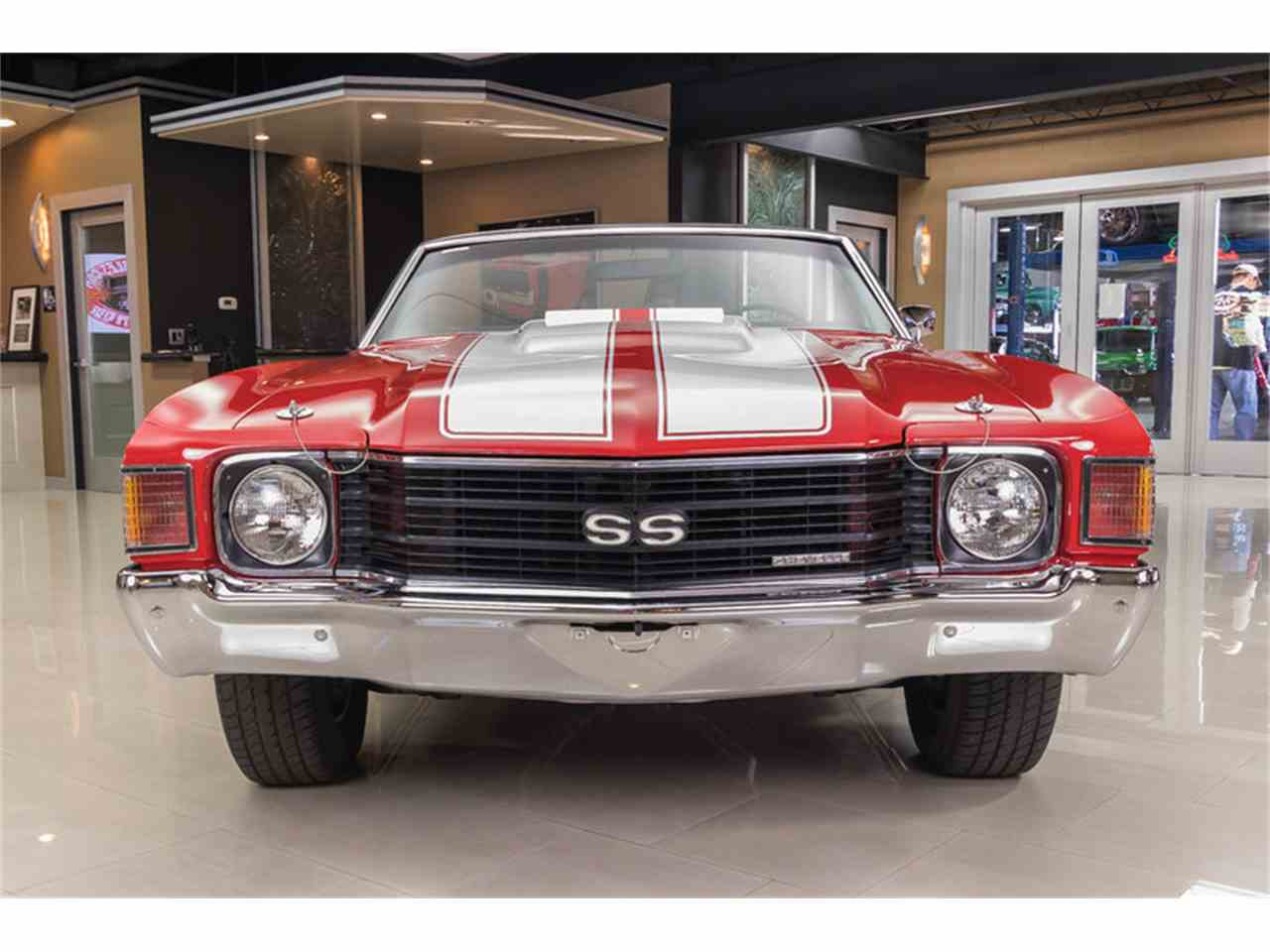 Large Picture of Classic '72 Chevelle located in Plymouth Michigan - $62,900.00 - LVMB