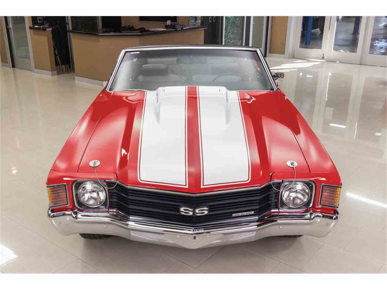 Large Picture of 1972 Chevelle located in Plymouth Michigan Offered by Vanguard Motor Sales - LVMB