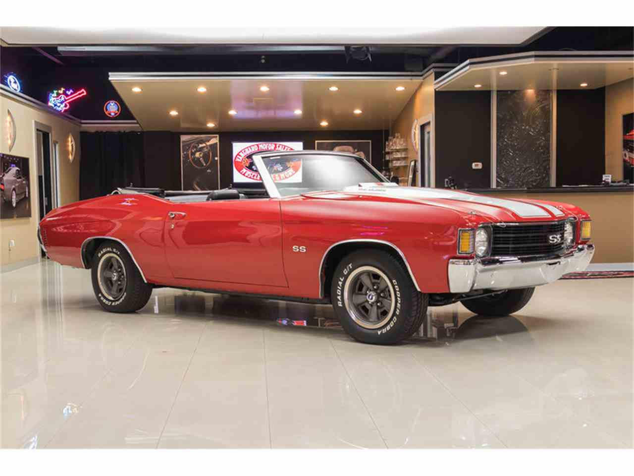 Large Picture of Classic '72 Chevrolet Chevelle Offered by Vanguard Motor Sales - LVMB