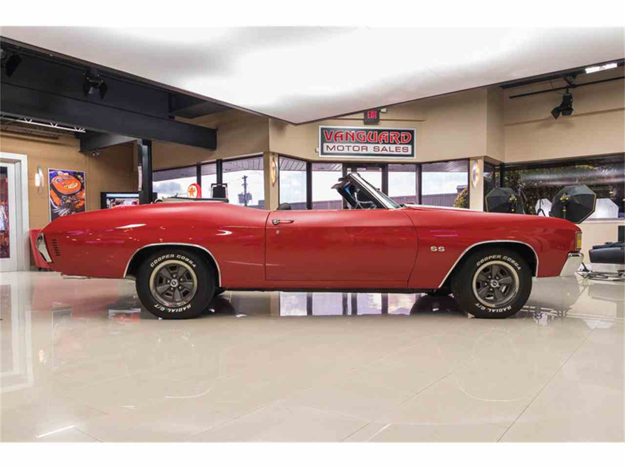 Large Picture of '72 Chevrolet Chevelle located in Plymouth Michigan - $62,900.00 Offered by Vanguard Motor Sales - LVMB