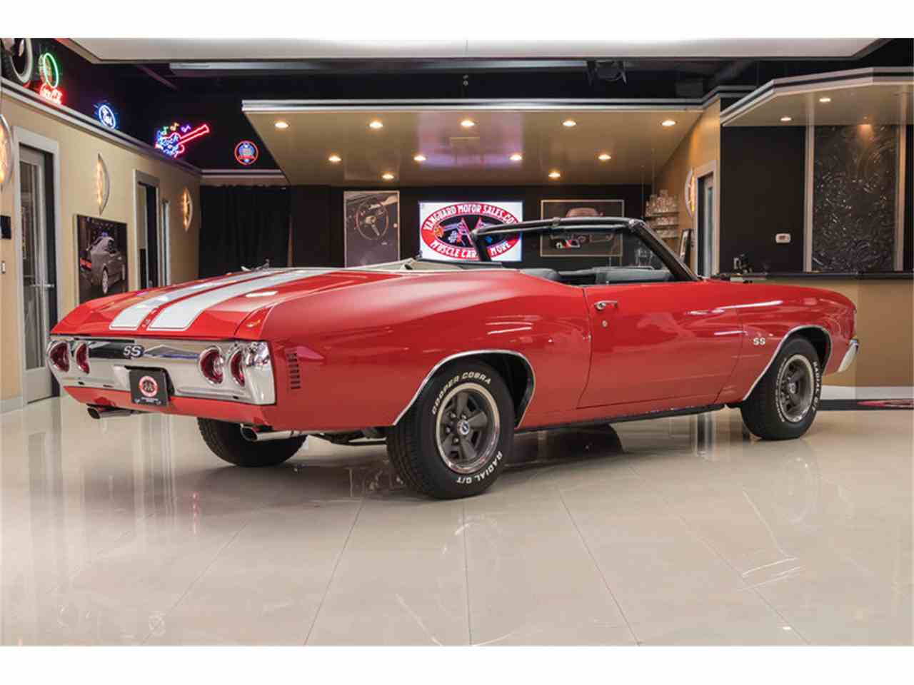 Large Picture of Classic 1972 Chevrolet Chevelle - LVMB