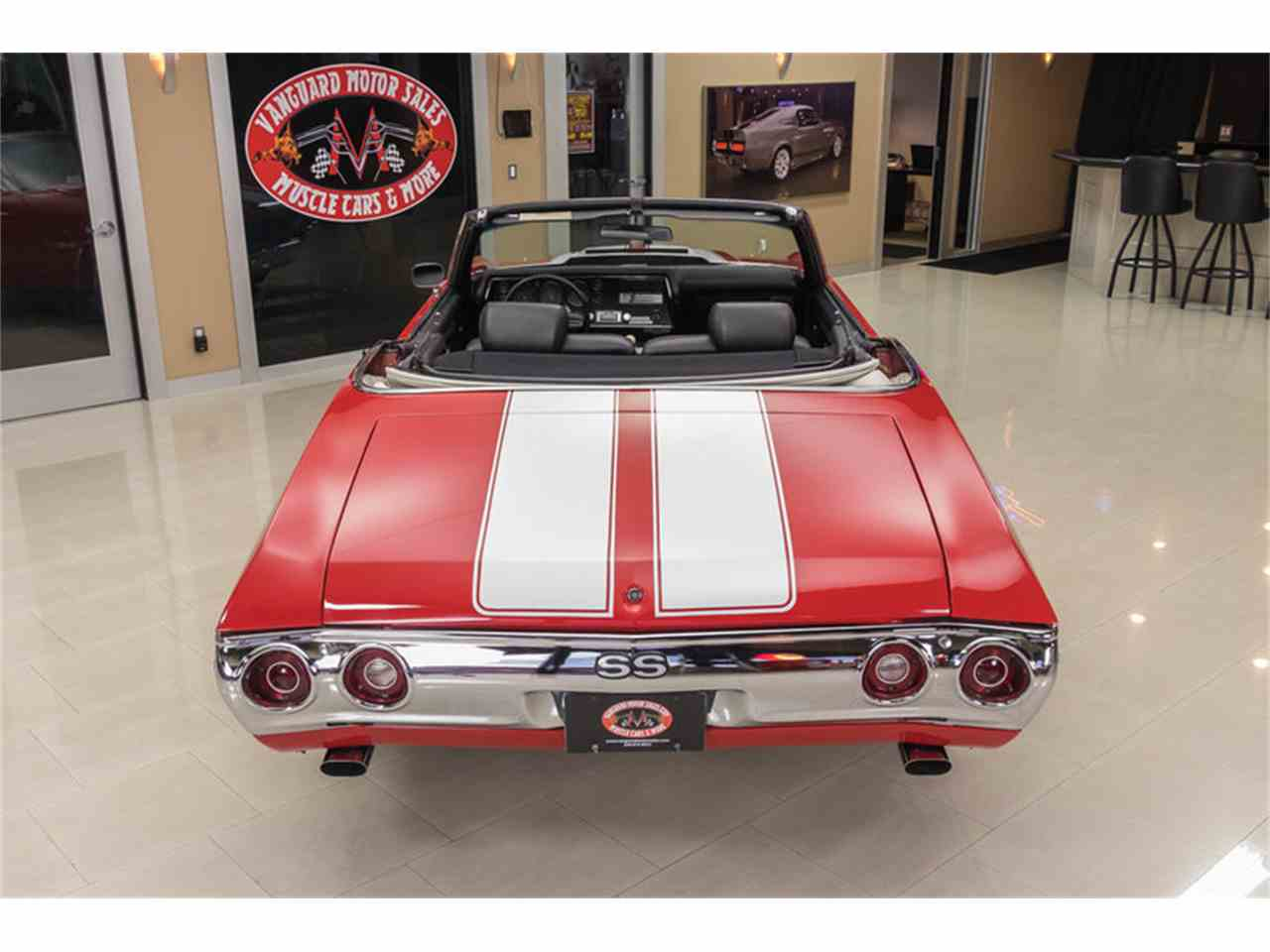 Large Picture of '72 Chevrolet Chevelle located in Plymouth Michigan - $62,900.00 - LVMB