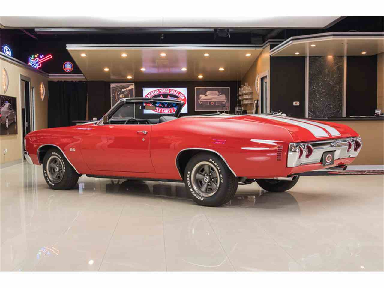 Large Picture of '72 Chevrolet Chevelle - LVMB