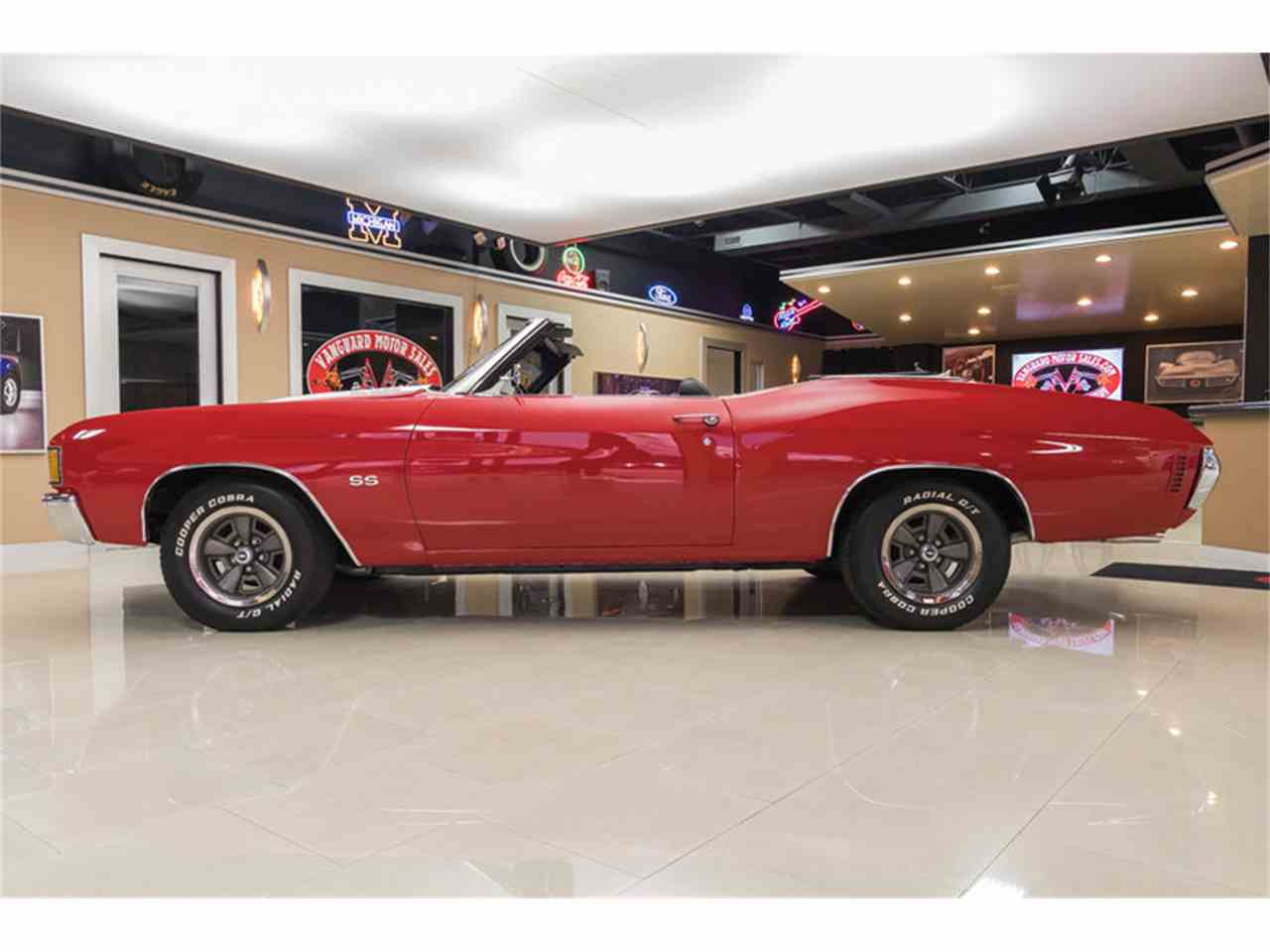 Large Picture of '72 Chevrolet Chevelle located in Plymouth Michigan - LVMB