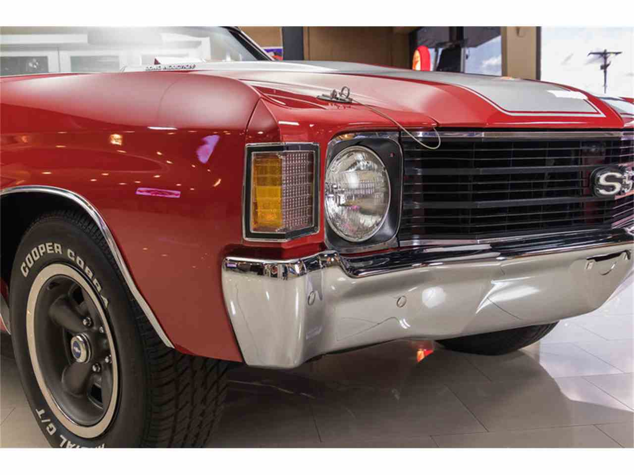 Large Picture of '72 Chevelle located in Michigan - $62,900.00 Offered by Vanguard Motor Sales - LVMB