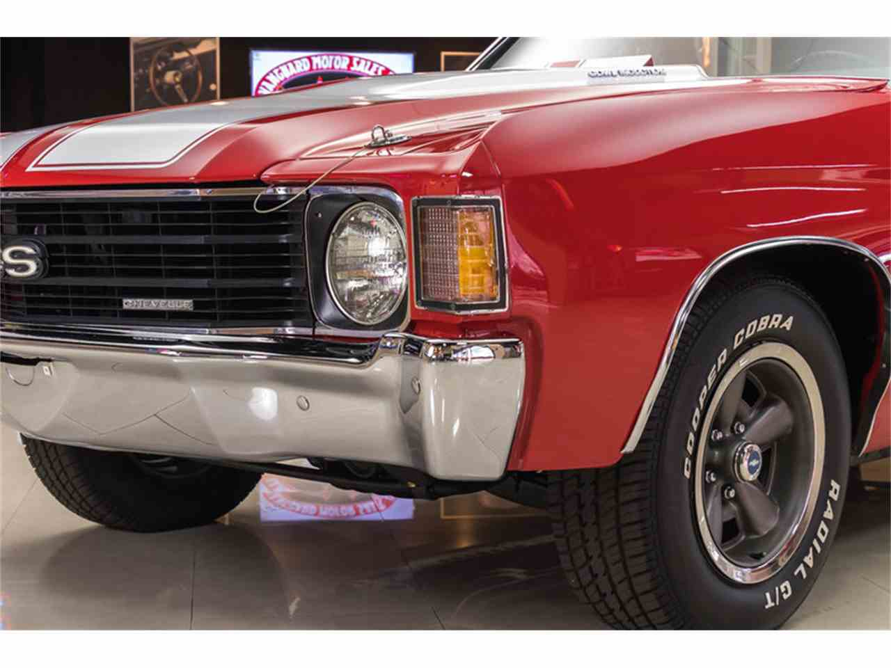 Large Picture of 1972 Chevrolet Chevelle - $62,900.00 Offered by Vanguard Motor Sales - LVMB