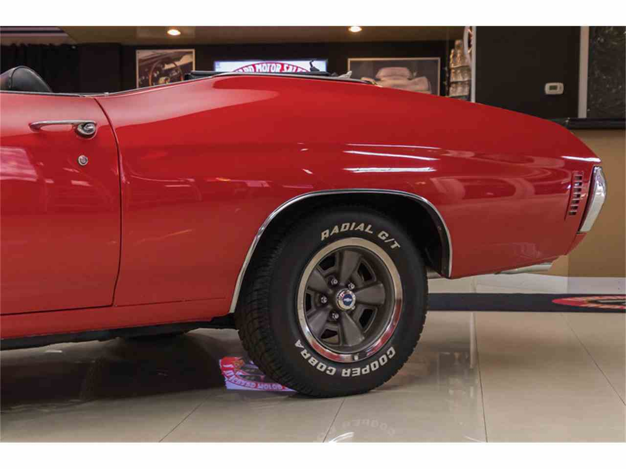 Large Picture of 1972 Chevrolet Chevelle located in Plymouth Michigan - $62,900.00 Offered by Vanguard Motor Sales - LVMB