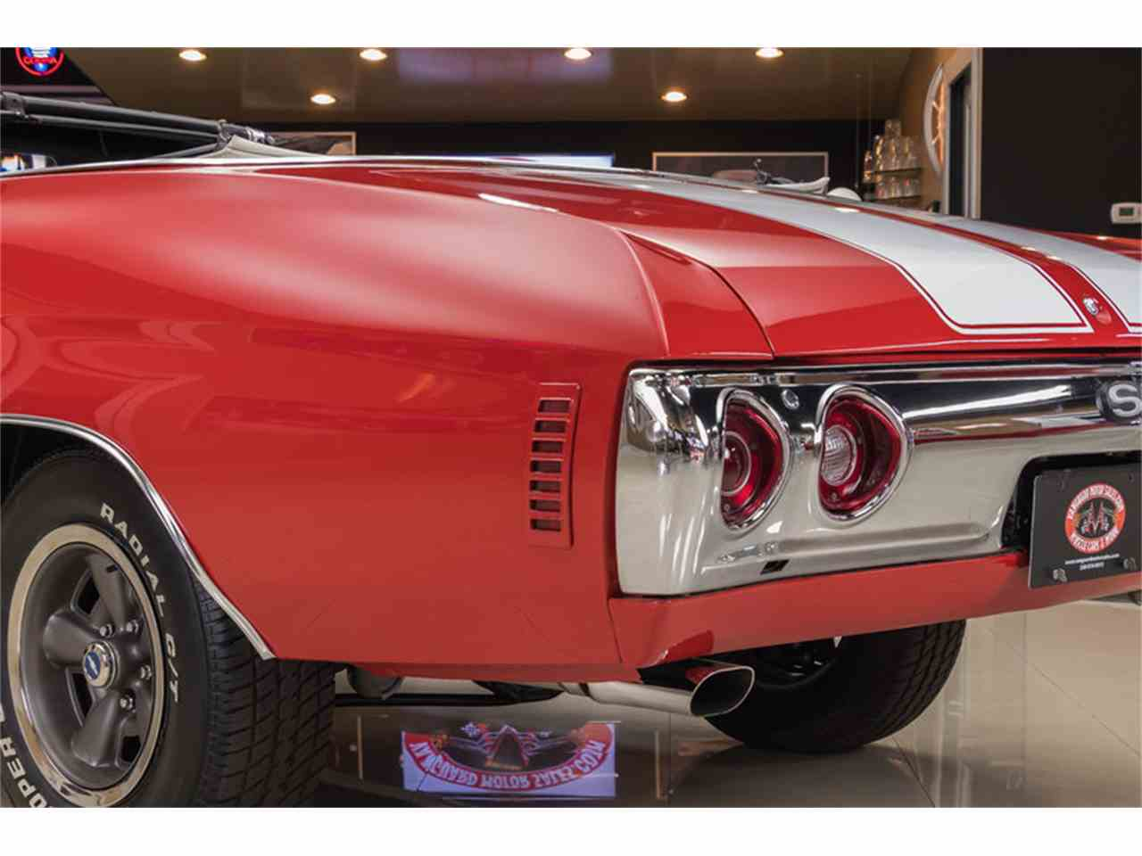 Large Picture of Classic '72 Chevrolet Chevelle located in Plymouth Michigan - $62,900.00 - LVMB