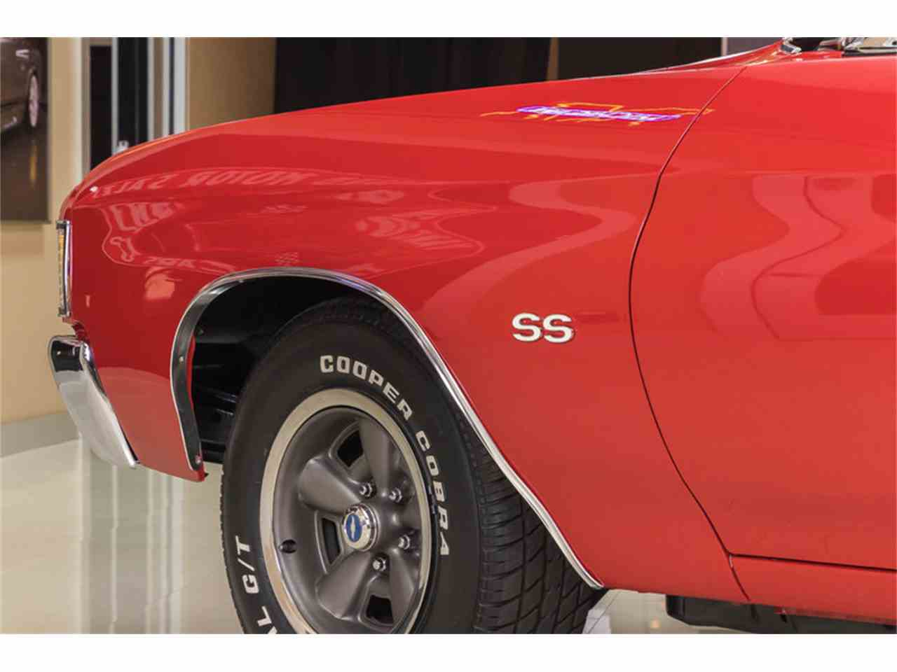 Large Picture of '72 Chevelle located in Plymouth Michigan - LVMB