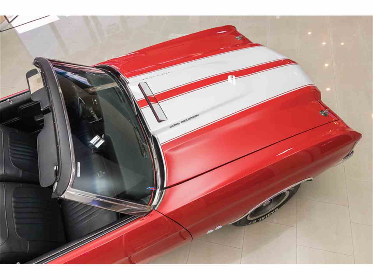 Large Picture of '72 Chevelle located in Plymouth Michigan Offered by Vanguard Motor Sales - LVMB