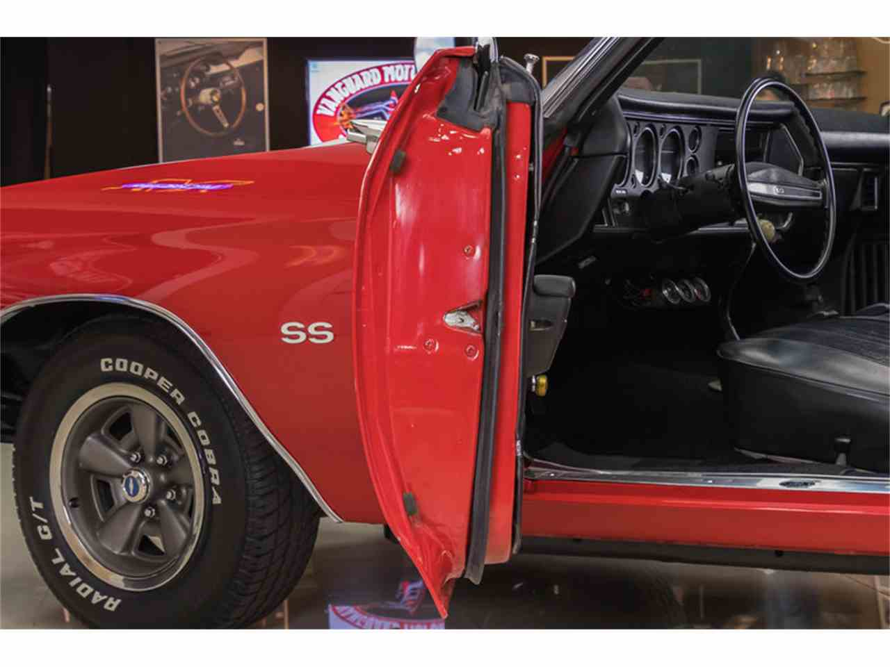 Large Picture of '72 Chevelle located in Michigan Offered by Vanguard Motor Sales - LVMB