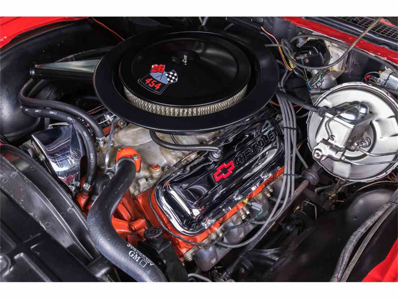 Large Picture of 1972 Chevelle located in Plymouth Michigan - $62,900.00 - LVMB