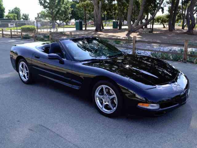 Picture of '03 Corvette - M0WP
