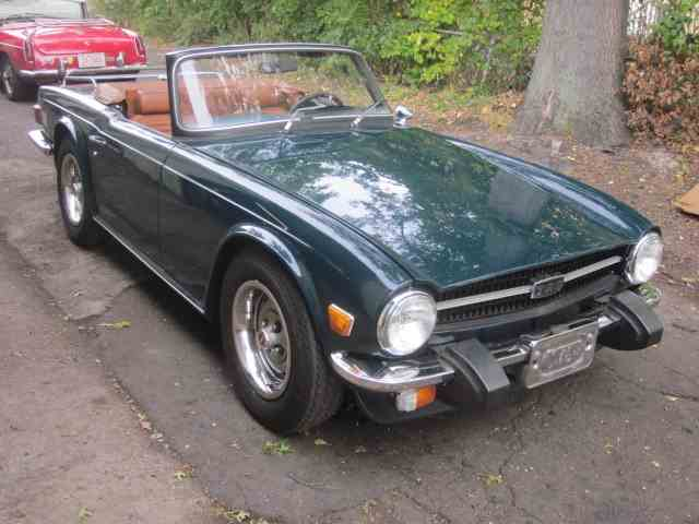 Picture of '74 TR6 - M0XM