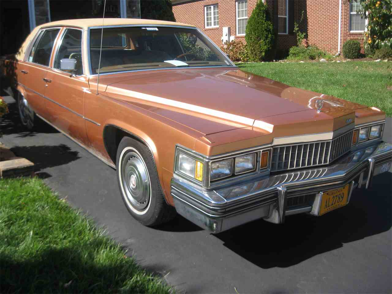 1978 cadillac sedan deville for sale for Springfield registry of motor vehicles
