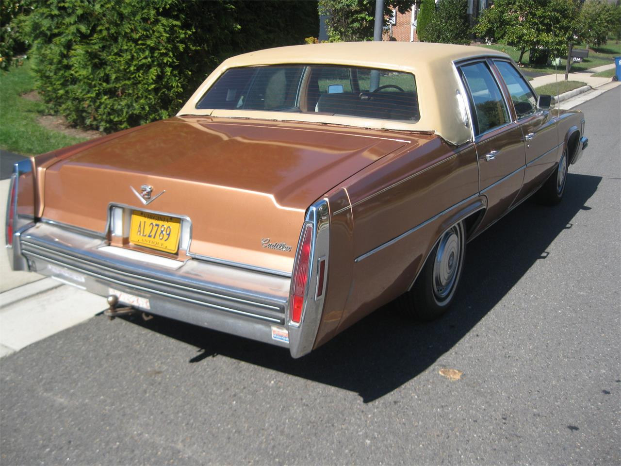 1978 Cadillac Sedan Deville For Sale Cc 1027658 Large Picture Of 78 M0y2