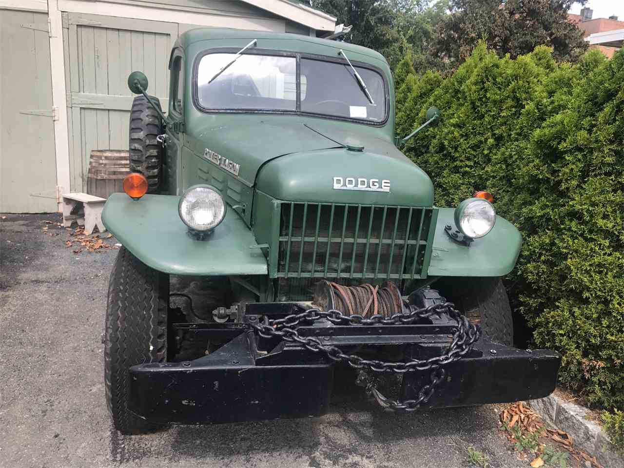 Large Picture Of 56 Power Wagon