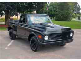 Picture of Classic '72 Chevrolet C10 located in Maple Lake Minnesota Offered by Silver Creek Classics - LV3H