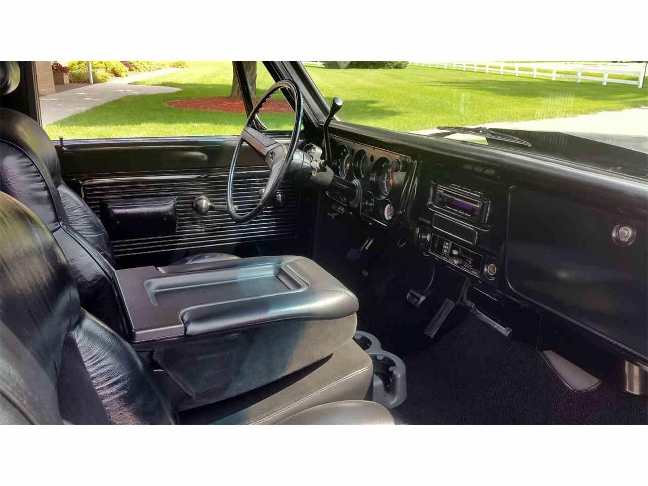 Large Picture of 1972 Chevrolet C10 Offered by Silver Creek Classics - LV3H